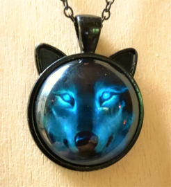Talisman hanger Wolf