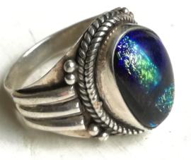Ring Dichroic Glas