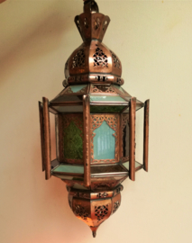 lampe orientale à suspension