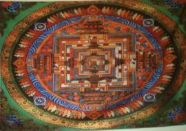 Tapisserie Mandala