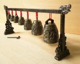 Boeddhistische tempel bells
