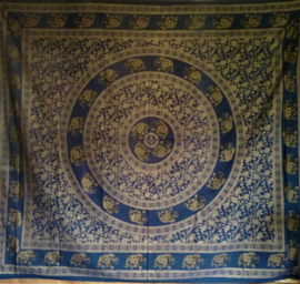 Grand Foulard Olifanten uit India