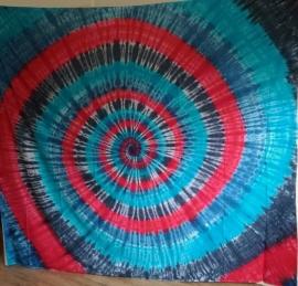 Grand Foulard Spiral