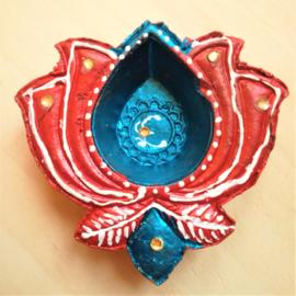 Bougeoir Oriental Lotus