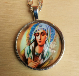 Pendentif la mère Marie