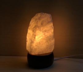 Lampe en Cristal de roche