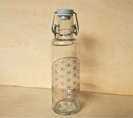 Drinkfles  Flower of Life