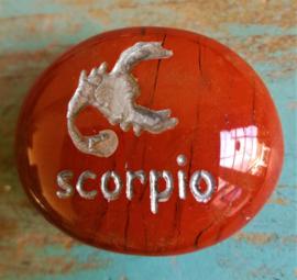 Signe Scorpio en Jaspe
