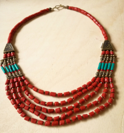Collier uit Nepal