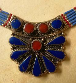 Tibetaanse halsketting