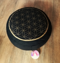 Meditatiekussen Flower of Life