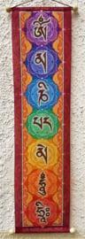 Bannière de chakras