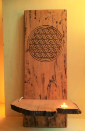 Wandaltaar Flower of Life