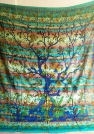 Grand foulard Levensboom