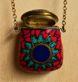 Tibetaans parfumflesje
