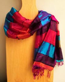 Sjaal Multicolor