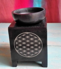 Olieverdamper Flower of Life