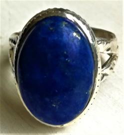 Bague en Lapis-Lazuli