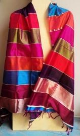 Sjaal Indiaas zijde