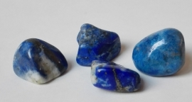 Lapis Lazuli trommelstenen