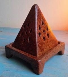 Porte-encens Pyramide