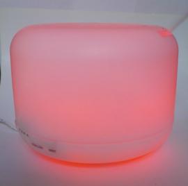 Chakra aromalamp verdamper