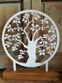Levensboom staande decoratie