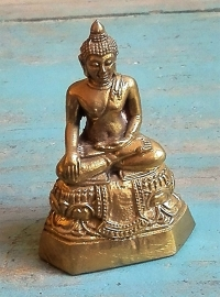 Boeddhabeeldje meditatie