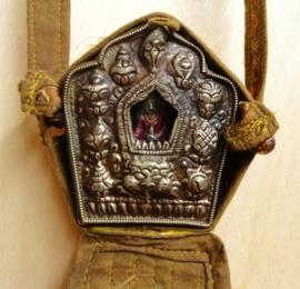 Pendentif Ghau - autel de voyage
