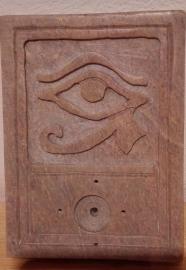 Porte-encens Oeil d'Horus
