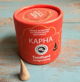 Cônes d'encens ayurvédiques - Kapha