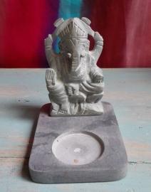 """Porte-bougie """"Ganesha"""""""
