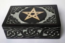 Tarotdoos Pentagram
