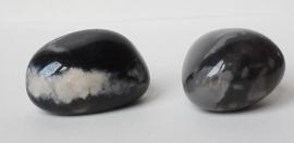 Silex pierre roulée