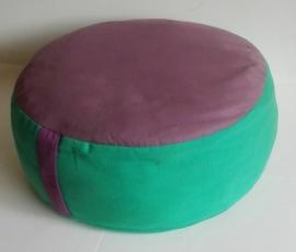 Coussin de méditation en coton
