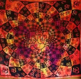 Grand Foulard Ganesha - OHM