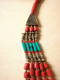 Collier uit Nepal