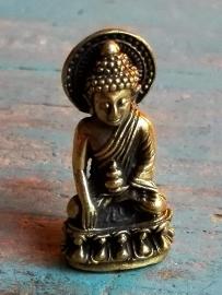 Minibeeldje Boeddha Amitayus