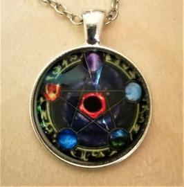 Pentagram hanger