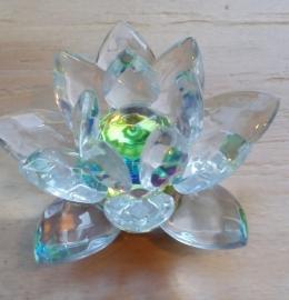 Kristallen lotus.