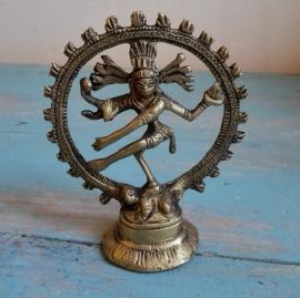 Beeldje dansende Shiva