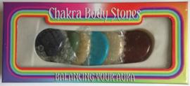 Chakra Body Stones - Ensemble de pierres précieuses
