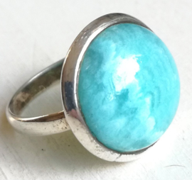 Ring Chrysopraas