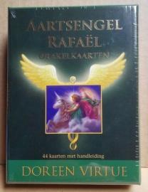 Doreen Virtue: Aartsengel Rafaël orakelkaarten