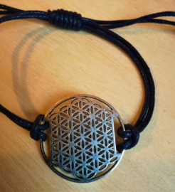 Armbandje 'Flower of Life'