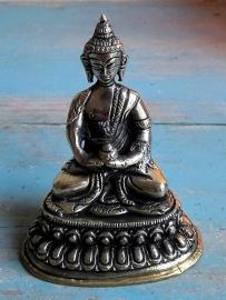 Amitabha Boeddha - minibeeldje