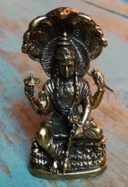 Shiva beeldje messing