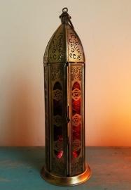 Oosterse chakra lantaarn