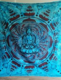 Grand Foulard Bouddha