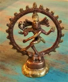 Figurine Shiva dansant